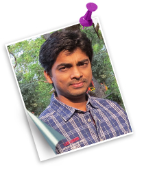 Mahesh Sangam Application Developer