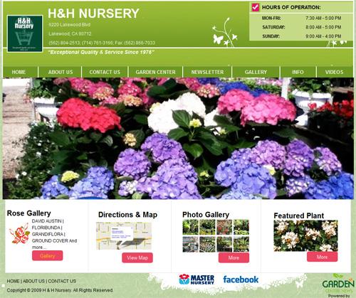 H H Nursery