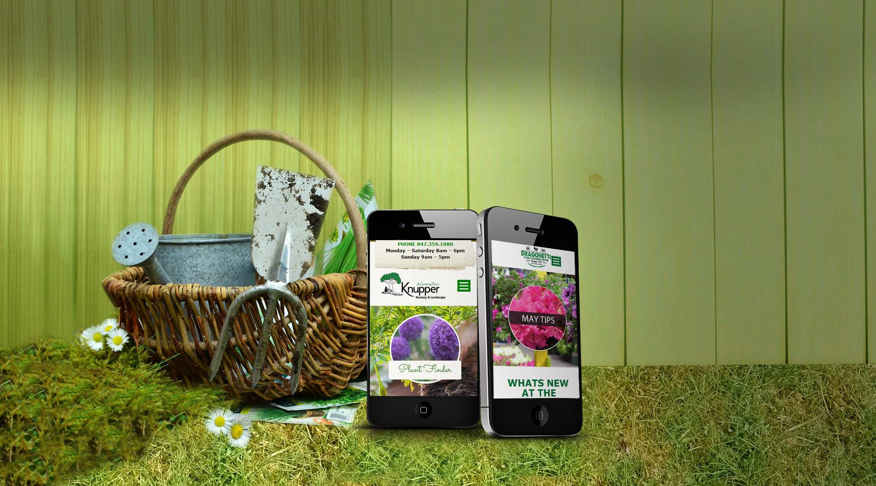 garden center mobile responsive new york