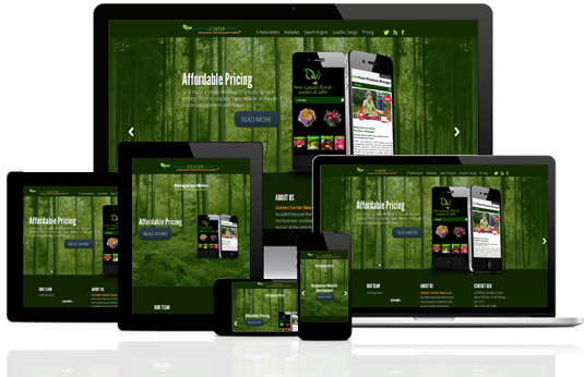 Responsive Website Designing - Compatable mobile view