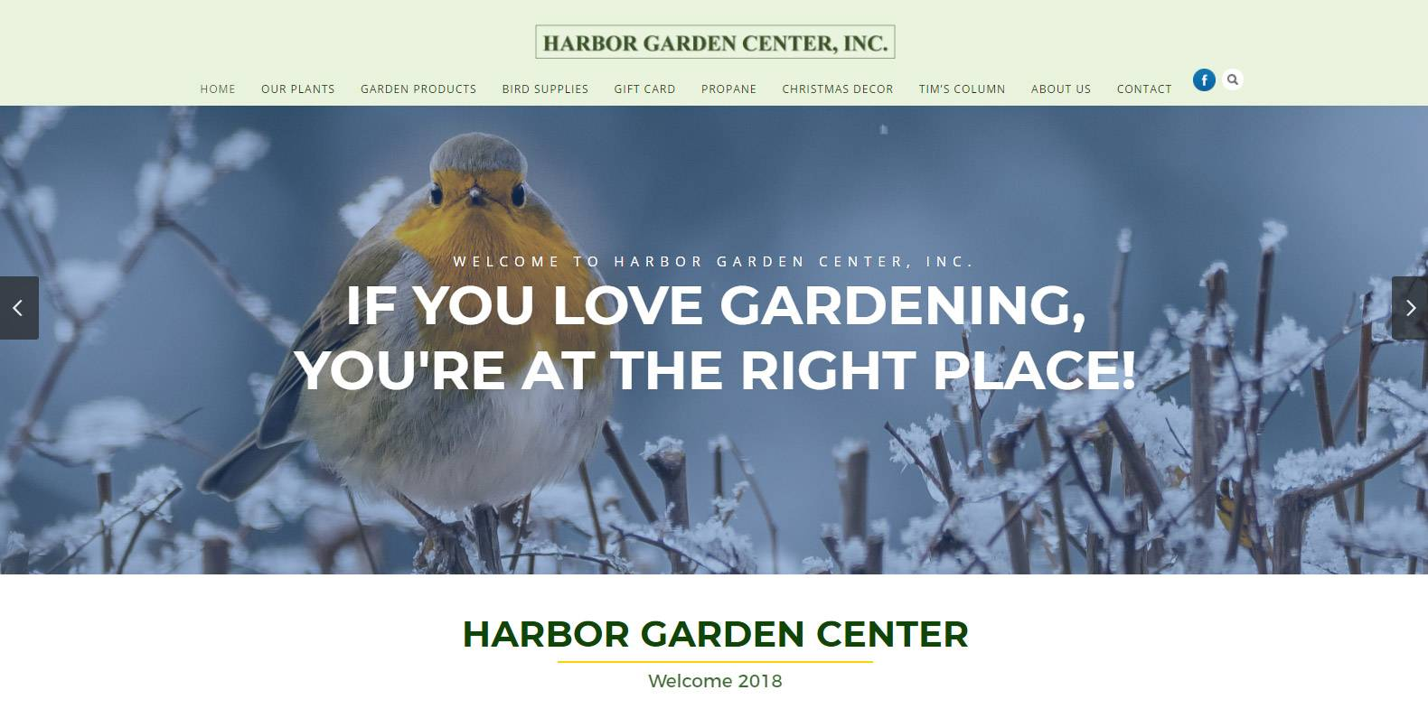 Harbor Garden Center